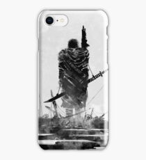 Scorched Earth Hero iPhone Case/Skin