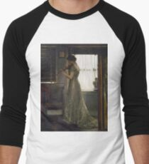 Joseph Rodefer De Camp - The Violinist Men's Baseball ¾ T-Shirt