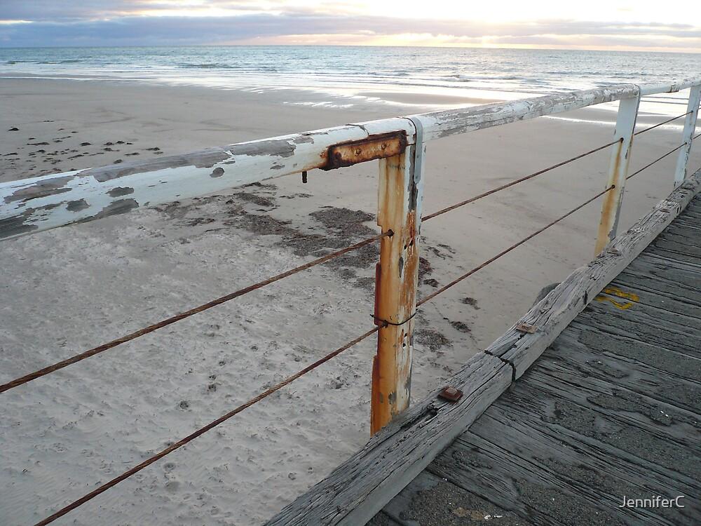 To the Sea by JenniferC