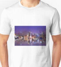City blocks  Unisex T-Shirt