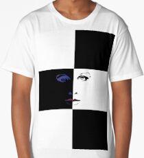 Dr Who Prince Tshirt Long T-Shirt