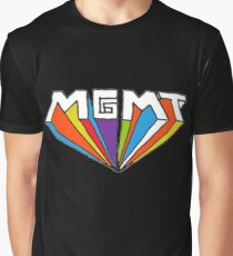 MGMT logo Graphic T-Shirt