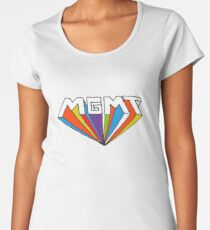 MGMT logo Women's Premium T-Shirt