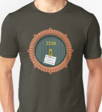 221B Bag End New Version Unisex T-Shirt