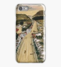 Joseph H. Hidley - View Of Poestenkill, New York iPhone Case/Skin