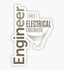 Electrical Engineer Sticker