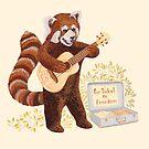 «Panda rojo» de Ruta Dumalakaite