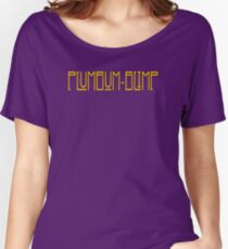 Thesaurus Band Shirts - Plumbum-Blimp Women's Relaxed Fit T-Shirt