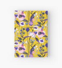 Senf Sommerblumen Notizbuch