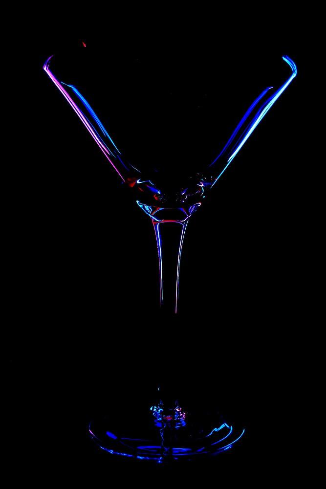 Neon Lit by microshutter