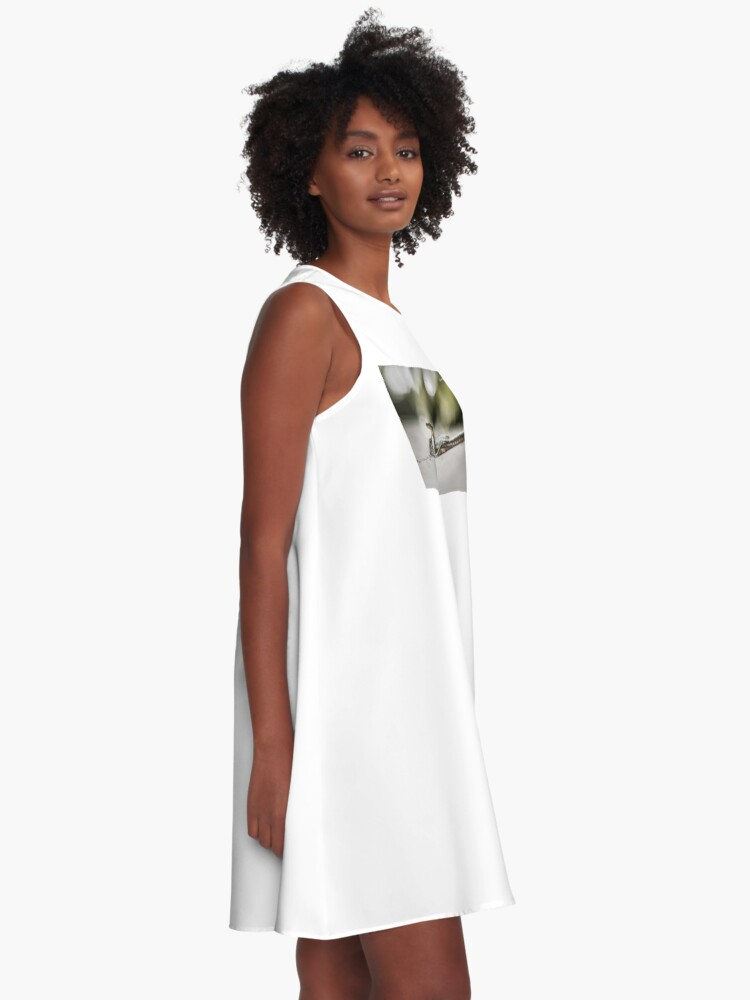 Alternate view of The charming lizards A-Line Dress