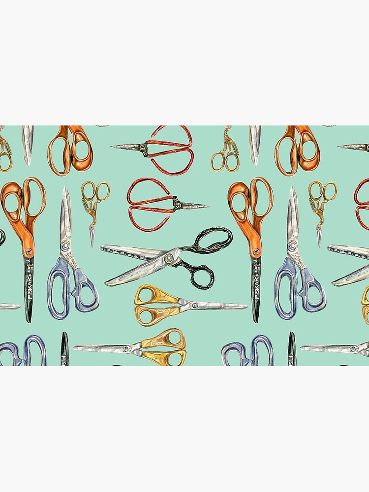 Scissors Collection by nicolahanrahan