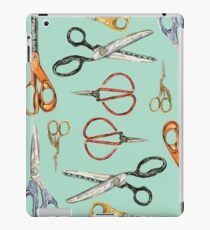 Scissors Collection iPad Case/Skin