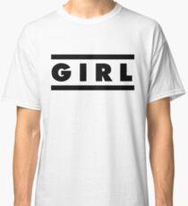 Girl - Gender Pronoun Classic T-Shirt