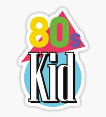 For the 80s kid in all of us Sticker