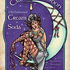 Crescent Moon Cream Soda by Bobbie Berendson W