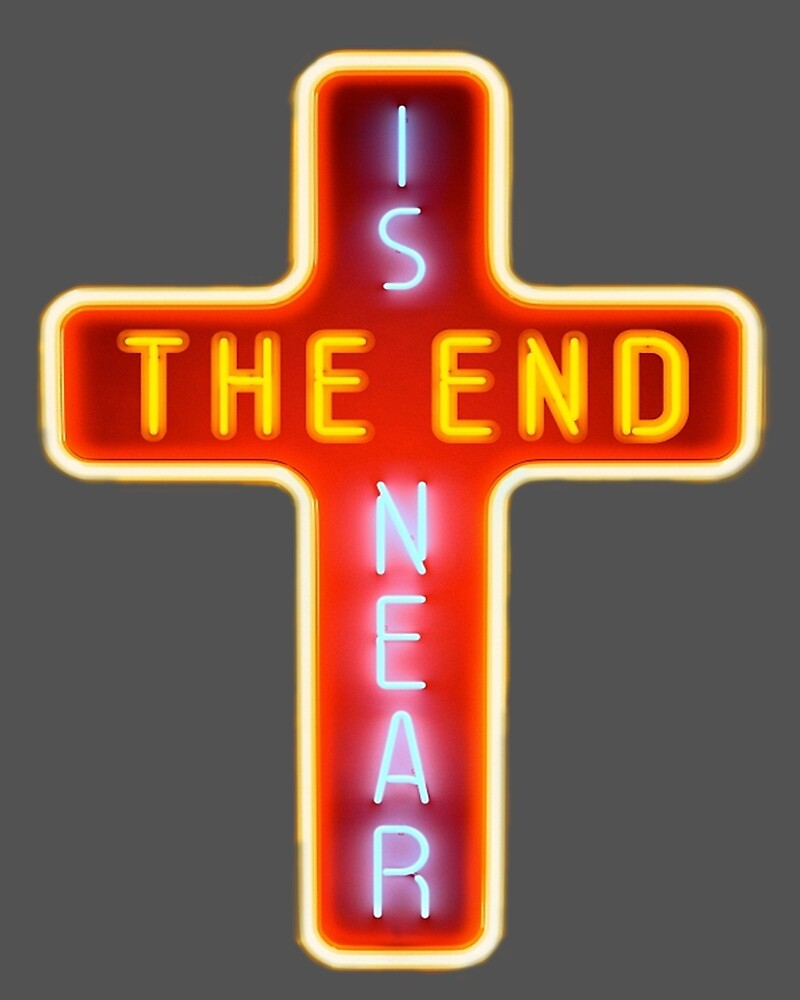 THE LEFTOVERS THE END IS NEAR by BackInTime