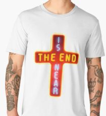 THE LEFTOVERS THE END IS NEAR Men's Premium T-Shirt