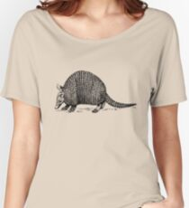 Armadillo Graphic Tee Shirt Women's Relaxed Fit T-Shirt