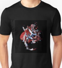 Abstract Art Face Unisex T-Shirt