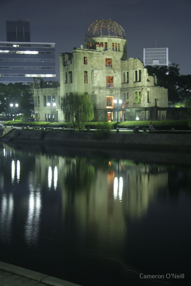 Hiroshima: Reflections by Cameron O'Neill