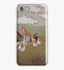 The Goose Girl iPhone Case/Skin
