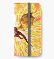 Dragon Fire iPhone Wallet/Case/Skin