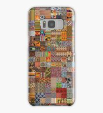 Ethnic Patterns Samsung Galaxy Case/Skin