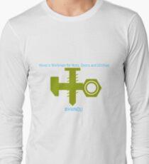 HWNDU  Long Sleeve T-Shirt