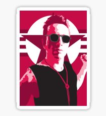 Joe Strummer Sticker