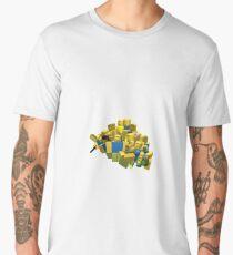 Noob design Men's Premium T-Shirt
