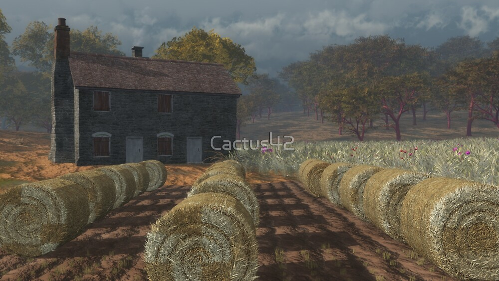 Automne_2 / Fall_2 by Cactus42