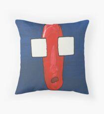 Hot Tamale Throw Pillow