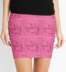DIWALI VILLAGE Mini Skirt