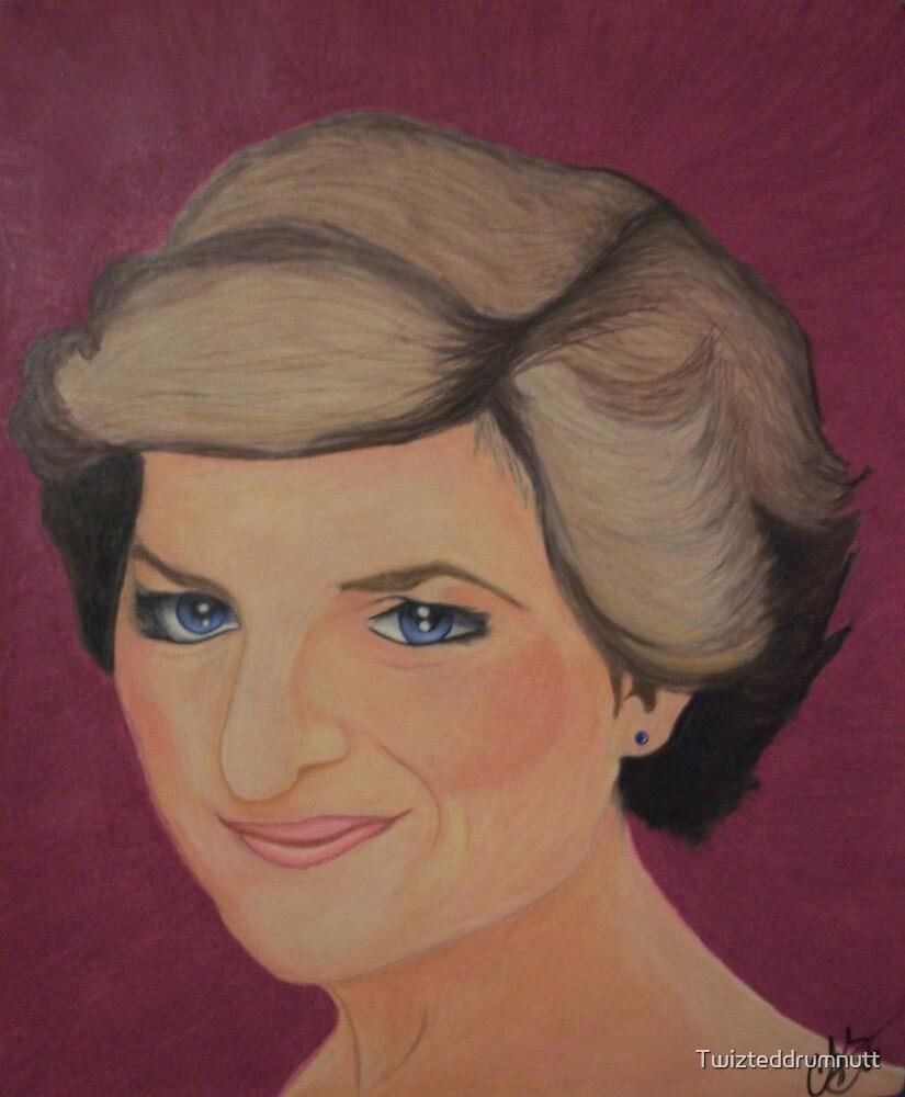 Lady Diana by Twizteddrumnutt