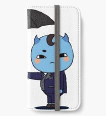 Goblin and His Bride (extra large) iPhone Wallet/Case/Skin