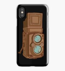 Awesome Old Time Vintage Camera - Retro Tech iPhone Case