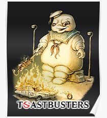 Toastbusters Poster