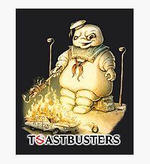 Toastbusters Photographic Print