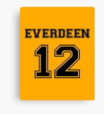 Team Everdeen Canvas Print