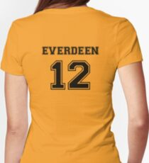 Team Everdeen Womens Fitted T-Shirt