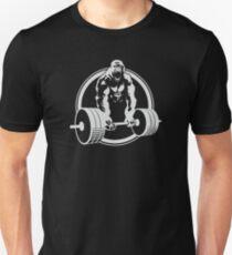 Gorilla-Fitnessstudio Slim Fit T-Shirt