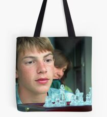 Deeply Engaged Tote Bag