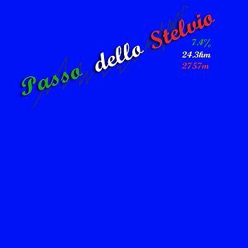 Passo dello Stelvio by fludvd
