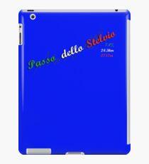 Passo dello Stelvio iPad Case/Skin