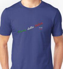 Passo dello Stelvio Unisex T-Shirt