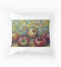 Apples... Throw Pillow