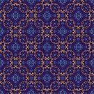 Enigmatic Seamless Background by yatskhey