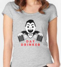 Day Drinker Women's Fitted Scoop T-Shirt