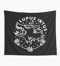 Lupus Intus Wall Tapestry